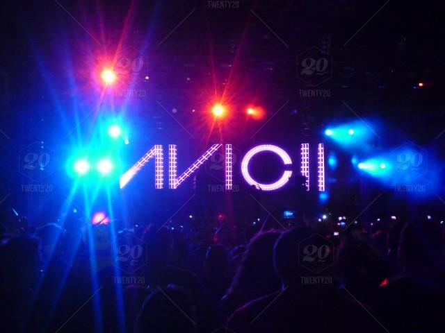 Avicii konsert